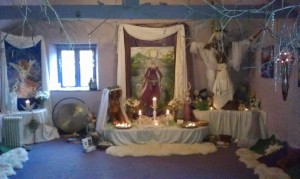 Goddess Temple Imbolc